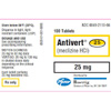 Buy cheap generic Antivert online without prescription