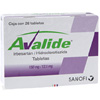 Buy cheap generic Avalide online without prescription