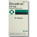 Buy cheap generic Decadron online without prescription