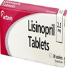 Buy cheap generic Lisinopril online without prescription