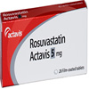 Buy cheap generic Rosuvastatin online without prescription